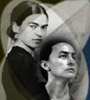 Frida Kahlo and Georgia O'Keeffe