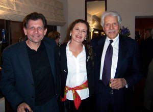 Harry Clark, Stephanie Zimbalist, Efrem Zimbalist Jr. after Mesmeric Mozart