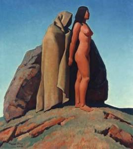 Allegory by Maynard Duxon
